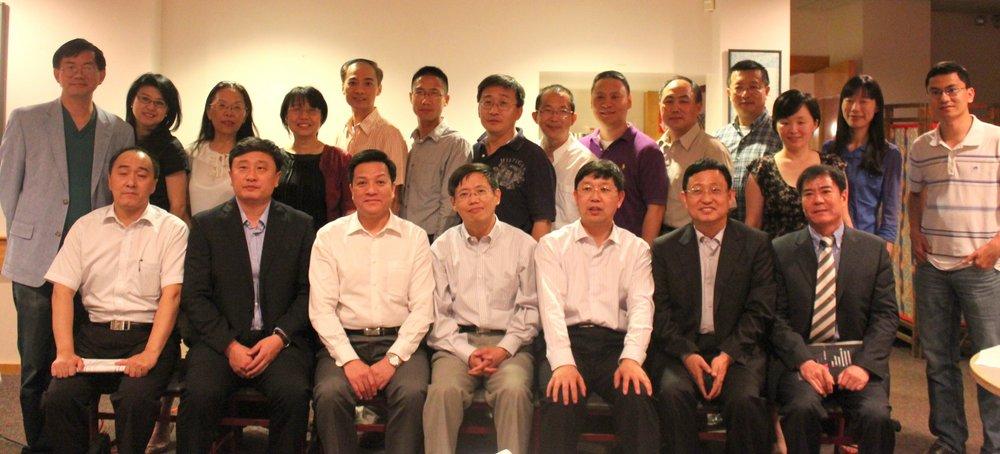 2012_Shandong_Delegation