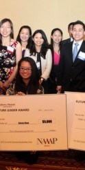NAAAP Boston Awarded $10,000 MassMutual Fund