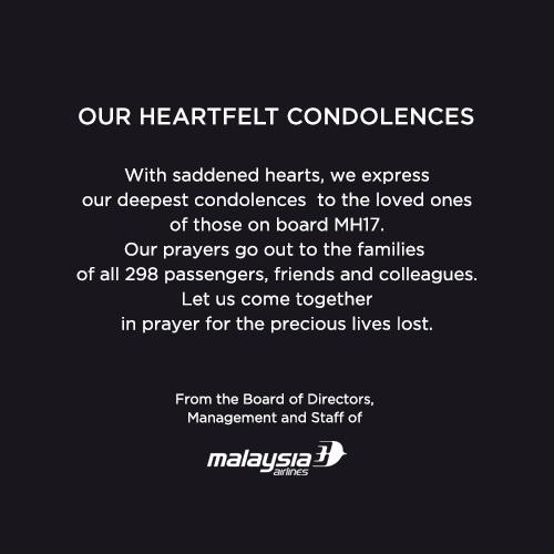2014_MH17_Condolences