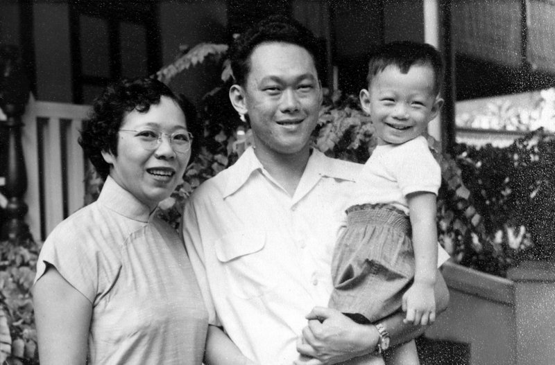 2015_Lee_Hsien_Loong_Family