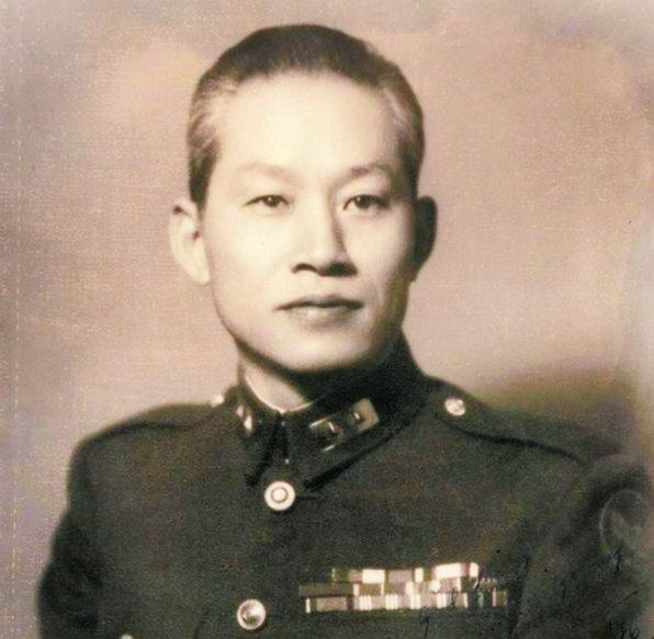 WWII_General_Sun_Liren