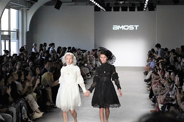 Emerging Chinese Fashion Designers Captivate At New York Fashion Week Bostonese Com 双语网